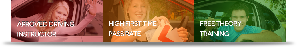 Approved Driving Instructor – High First Time Pass Rate – Free Theory Training